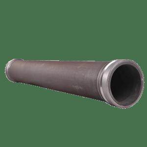 צינור קשיח לבטון קיר כפול