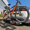 +SPINDER:XPLORER מנשא אופניים מתקפל לאופניים חשמליות גדולות